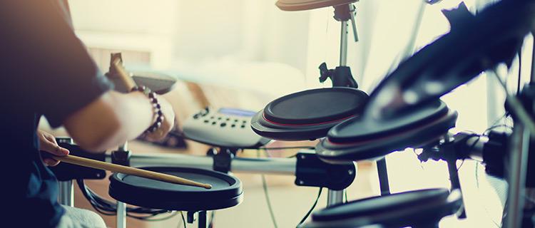 【事実】電子ドラムは楽器買取専門店で買取可能!