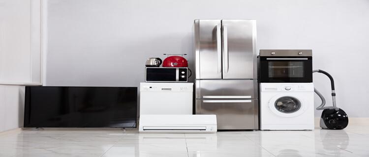 家電リサイクル法商品の処分費用