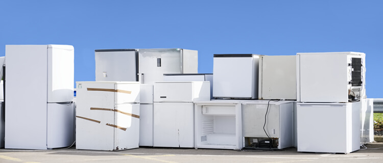 家電リサイクル法対象品目の回収方法
