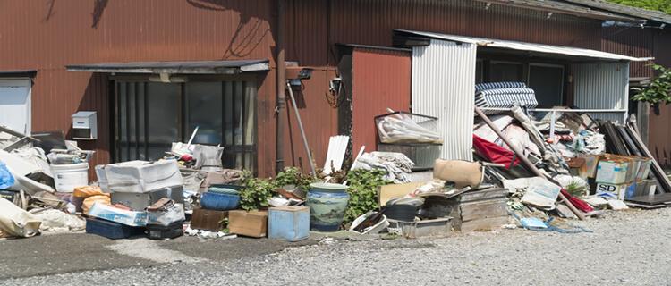 ゴミ屋敷になってしまう人の心理