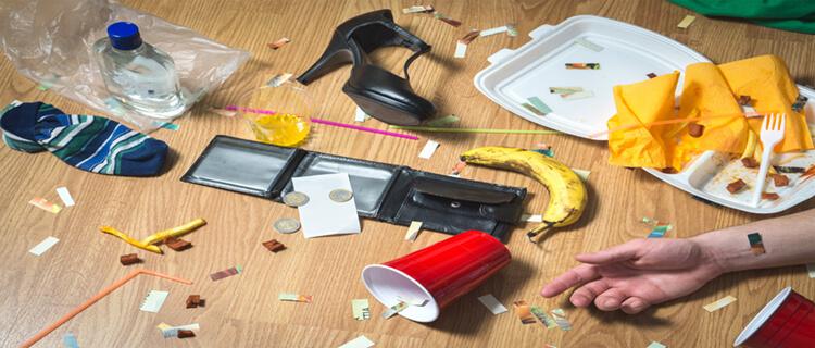 ゴミ屋敷に住む人の心理と原因