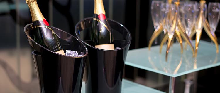 シャンパンの買取業者の選び方