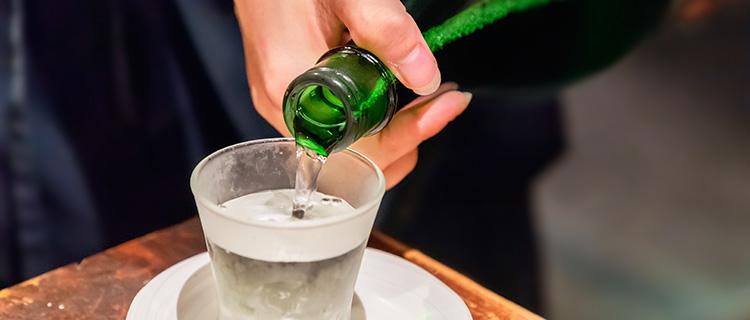 日本酒の高価買取のイメージ画像
