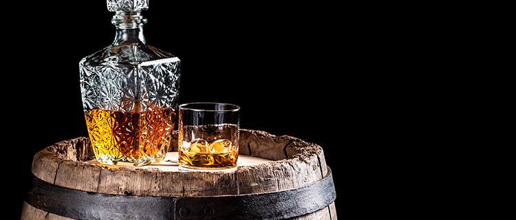 ウィスキー保存の注意点