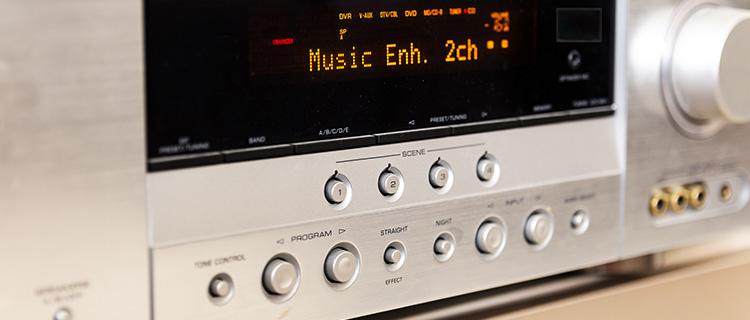 オーディオ機器の買取イメージ2