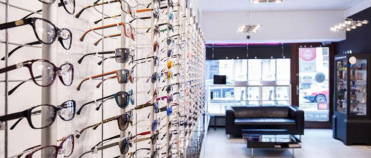 メガネの買取イメージ1