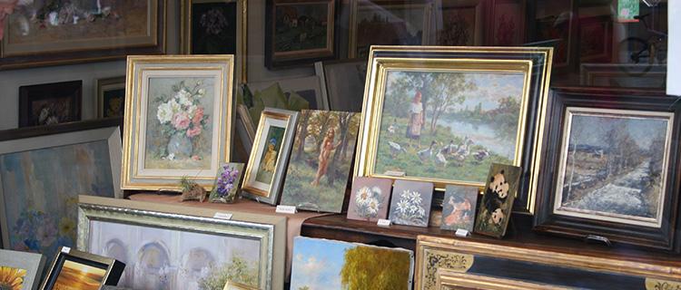 絵画の買取