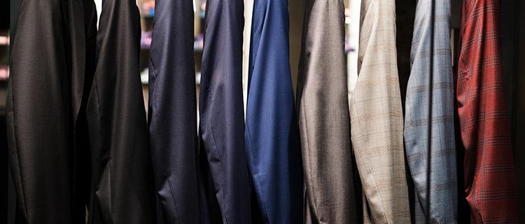 古いスーツの買取イメージ1
