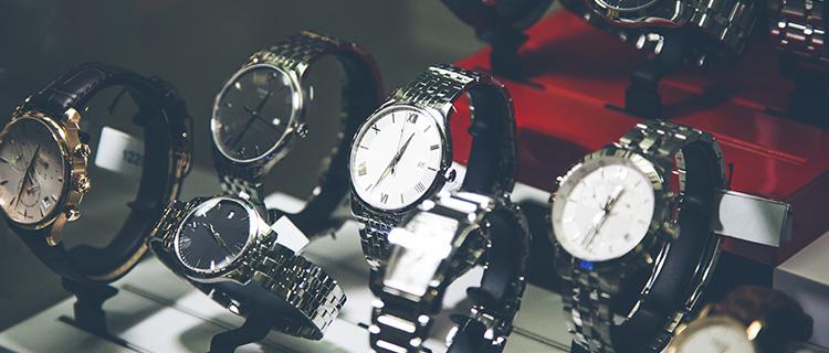 時計の買取イメージ1