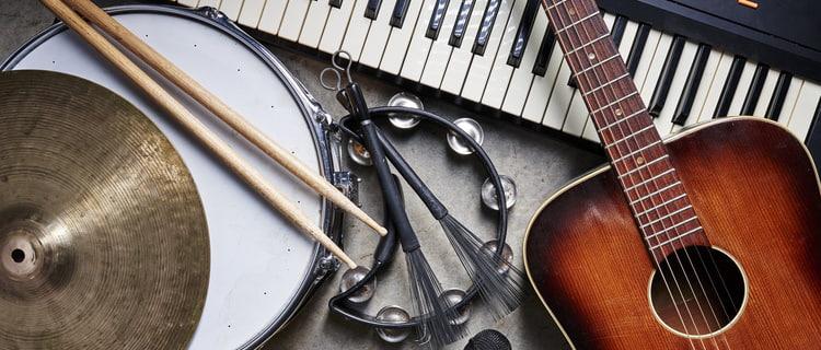 いろいろな楽器
